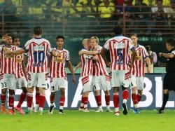 Isl Atletico De Kolkata Beat Mumbai City Fc Reach The Final