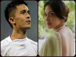 Sunil Chhetri Set Marry Kolkata Girl After Secret Visit City Of Joy