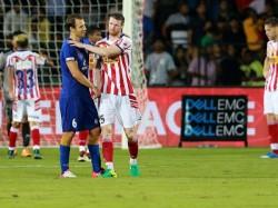 Isl 2016 Atletico De Kolkata Vs Mumbai City Fc Semi Finals