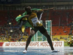 No Triple Treble Usain Bolt Loses One His 9 Olympic Gold Medal
