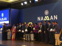 Here S The Complete List Winners At Bcci Awards Night