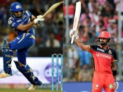Preview Ipl 2017 Match 38 Mumbai Vs Bangalore On May