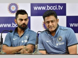 Kumble Treated Cricketers As Child