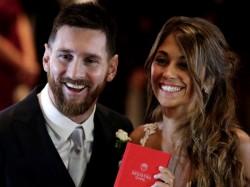 Secret Messi Antonella Is In Social Media