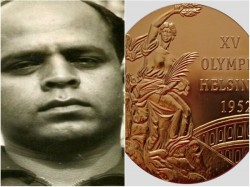 Family India S First Individual Olympic Medallist Threatens Auction 1952 Bronze