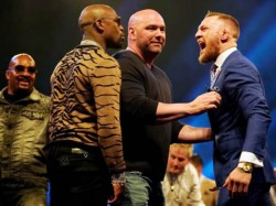 Whole World Is Gearing Up Mayweather Vs Mcgeorge Money Fight