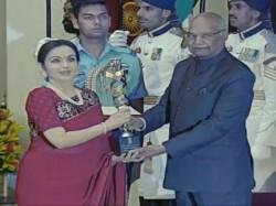 Nita Ambani Receives Rashtriya Khel Protsahan Award