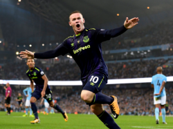 Wayen Rooney Touches Milestone But Fails Win The Match