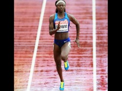 Tori Bowie Wins 100 Meter Gold Medal World Athletics Championship