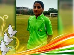 Rupa Devi Tamil Nadu S First Woman Fifa Referee Is Pride Indian Woman Football