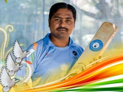 Shekar Naik One The Unsung Heroes India Captain Indian Blind Cricket Team
