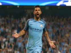 Sergio Aguero Faced Accident From Ground Atleast 4 Weeks