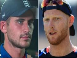 Ecb Ban Two Cricketer Ben Stokes Alex Hales From England Team