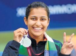 Heena Sidhu Bags Gold Commonwealth Shooting Championship