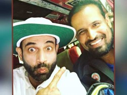 Irfan Pathan Thanks Brother Yusuf Pathan And Send Message