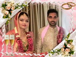 Bhuvneswar Kumar S Is Married Now See Photos Video