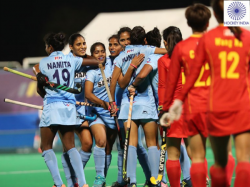 India Wins Asia Cup Women Hockey Champion Beating China