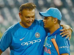 Coach Ravi Shastri Says If Dhoni Doesn T Feel Good In Ipl He Will Say Thank You Very Much