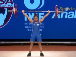 Meerabai Chanu Wins Gold Medal World Weigt Lifting Championship