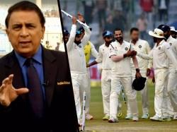 Sunil Gavaskar Confident About Team India S Success In Pink Ball Cricket