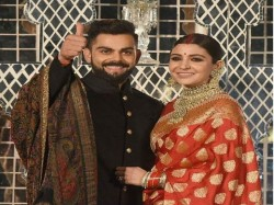 Go Through Virat Kohli Anushka Sharma S Grand Receptions Pho