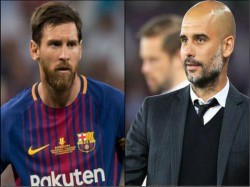 Barcelona Is Favourite Champions League Says Pep Guardiola