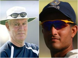 Sourav Recalls Hs Days With Greg Chappell Boria Majujder S B