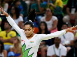 Dipa Karmakar Resumes Training After Her Operation