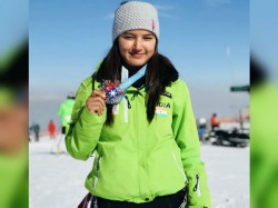 Anchal Thakur Gets Country S First International Medal Sking