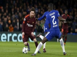 Barcelona Hold Chelsea Away Encounter Champions League