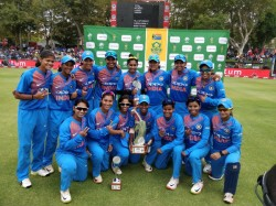 India Women Beat South Africa Women Clinch T20 Series 3