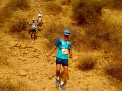 Bengal S Runner Completes The Toughest Desert Race Asia Name
