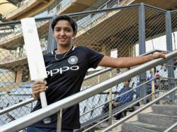 Indian Cricketer Harmanpreet Kaur Joins Punjab Police As Dsp