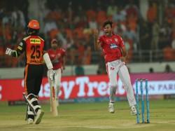 Ipl 2018 Match 25 Sunrisers Hyderabad Scores 132 Runs Against Kings Xi Punjab