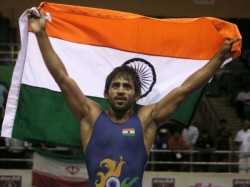 Wrestler Bajrang Punia Wins Gold 65 Kg Category Commonwealth Games