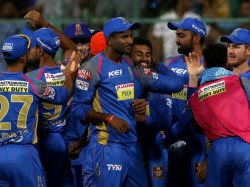 Rajasthan Royals Beats Royal Challengers Bengaluru Ipl Match