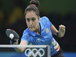 Manika Batra Wins Gold Table Tennis Commonwealth Games