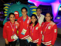 Saina Nehwal Is Furious With Indian Olympics Association Her Father S Harrashment