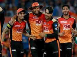 Ipl 2018 Sunrisers Hyderabad Beat Rajasthan Royals 11 Runs