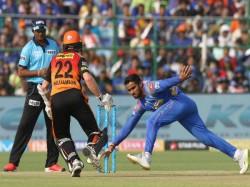 Ipl 2018 Sunrisers Hyderabad Scores 151 Runs Against Rajasthan Royals