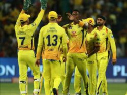 Kings Eleven Punjab Lost Against Chennai Super Kings By Five Wickets