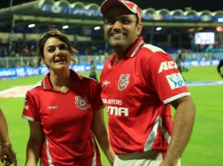 Preity Zinta Reportedly Lashed At Virender Sehwag After Kxip Lost Rajasthan Royals