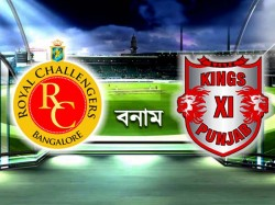 Preview Of The Match Between Kings Eleven Punjab Royal Challengers Bangalore