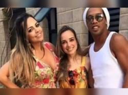 Legendary Footballer Ronaldinho Marry Two Women At Same Day