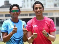 Supernovas Beat Trailblazers Three Wickets At Wankhede Stadium