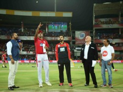 Have Look On Playing Eleven Kings Eleven Punjab Royal Challengers Bangalore