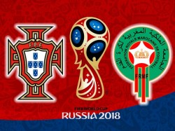 Live Update The Match Between Portugal Vs Morocco Their Second Match Fifa World Cup