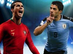 Ronaldo Vs Suarez The Pre Quarter Final Match Fifa World Cup