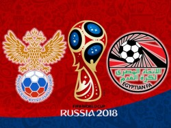 Russia Defeats Egypt Reaches Knock Out Stage As First Team Fifa World Cup