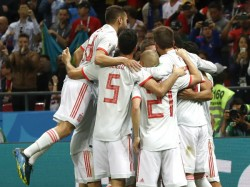 Fifa World Cup 2018 Spain Vs Iran Match Live Updates